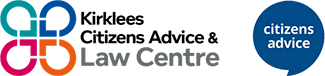 The Kirkless Citizens Advice & Law Centre logo.